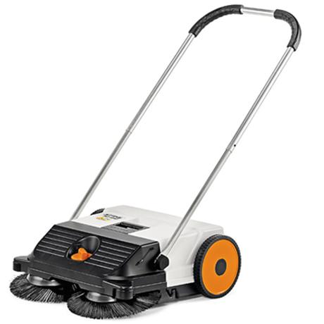 Stihl Kg550 Push Sweeper Gympie Mower Centre