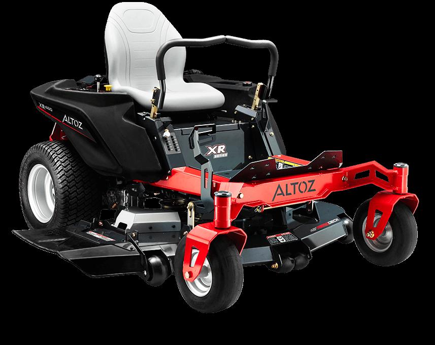 Altoz Xr480 Zero Turn Lawnmower Gympie Mower Centre